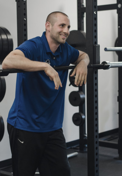 CPT Jonathan Brawley Cornelius Personal Trainer
