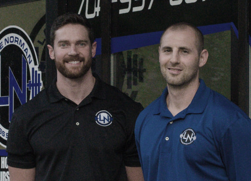 Josh Soper and Jonthan Brawley Peninsula Personal Trainers
